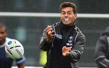 Flying Fijians first five Ben Volavola will start against England in the opening game of the Rugby World Cup..