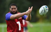 All Black prop Charlie Faumuina