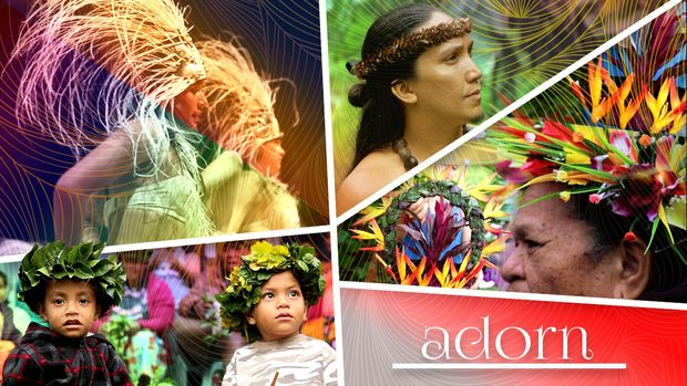 Some stills from the moving image piece called 'Adorn' to premiere in Guam