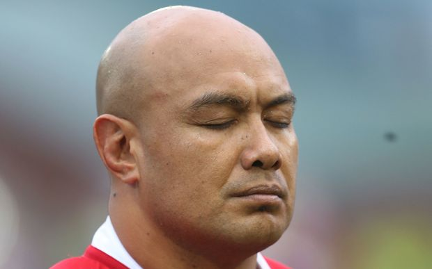 Nili Latu will captain Tonga at the 2015 Rugby World Cup.