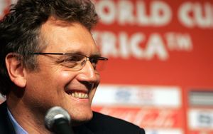 FIFA secretary-general Jerome Valcke.