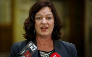 Labopur-Abgeordnete, Sue Moroney.