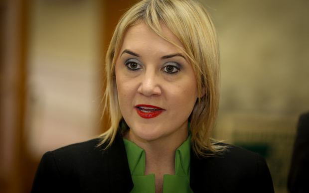 National MP, Nikki Kaye.