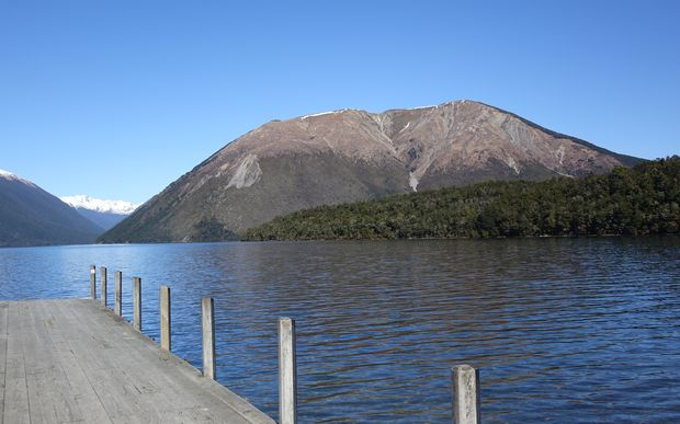 Mt Robert in the Nelson Lakes National Park.