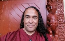 Shane White, facilitator for Patua te Ngangara and operations manager at Hoani Waititi Marae trust.