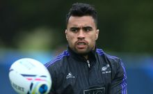 All Black flanker Liam Messam