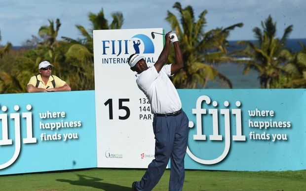 Vijay Singh is returning home to compete in October's Fiji International golf tournament.