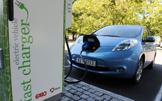 New Zealand would need 24 charging stations for EV use to take off.