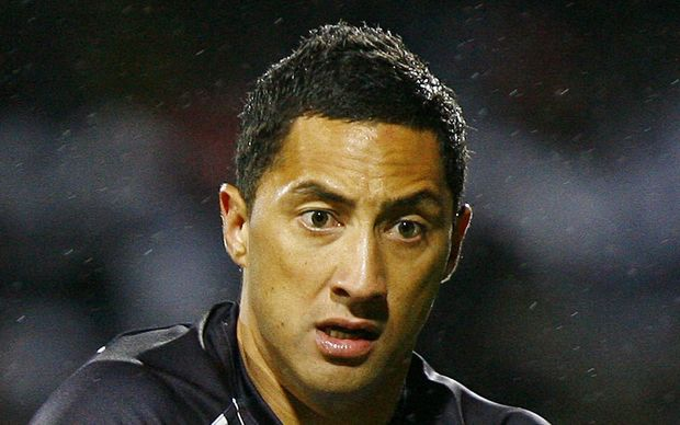 Benji Marshall looks to have played his last game in the Kiwis jersey