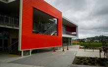 One of eight new schools built in Flat Bush, Auckland in the past eight years.