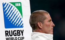 England head coach Stuart Lancaster before the Rugby World Cup Group A game against Australia, Twickenham, London, England 3/10/2015
