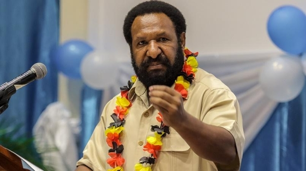 Papua New Guinea opposition leader and Kandep MP Don Polye.