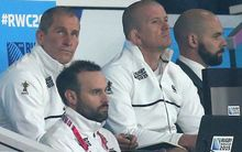England coaching staff could be in trouble for reportedly approaching match officials during their side's World Cup loss to Australia.