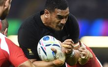 After far from convincing performances against the likes of Georgia, the All Blacks aren't getting ahead of themselves and thinking of the quarterfinals says veteran flanker Jerome Kaino.