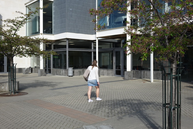 Otago University Wednesday 7 October.