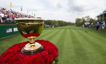 The Presidents Cup is one of the biggest team events in golf.