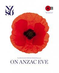 On Anzac Eve