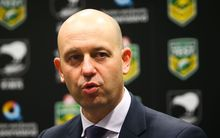 NRL head of football Todd Greenberg