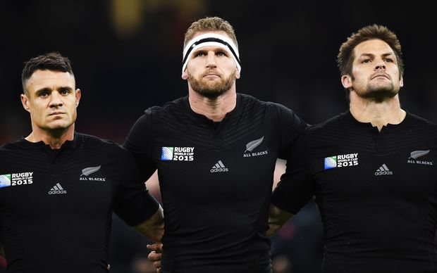 Dan Carter, Kieran Read and Richie McCaw aren't the players they were a few years ago.
