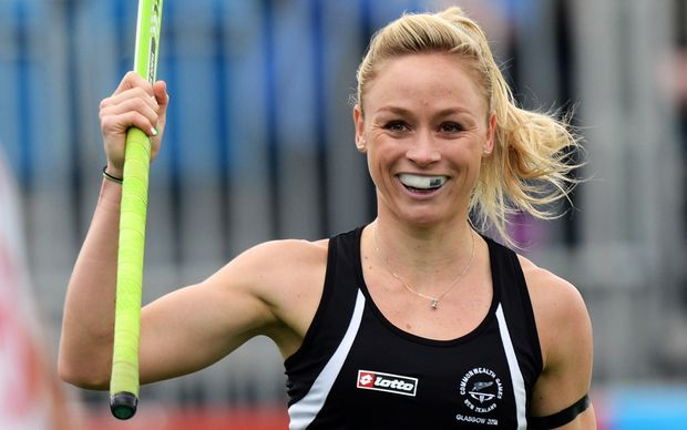 Black Sticks captain Anita Punt