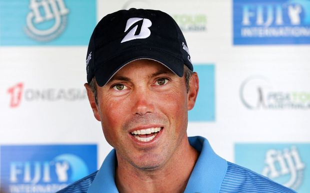 Matt Kuchar is competing at the Fiji International for the first time.