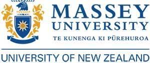 Eight col massey university logo