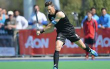 Black Sticks veteran Simon Child.