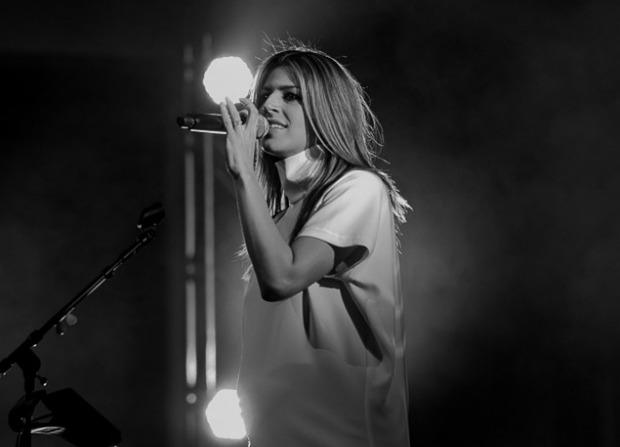 Brooke Fraser, June 15 2015, at Holy Trinity Cathedral