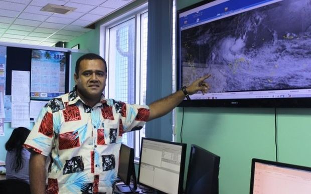 Tropical cyclone Sarai leaves 1 dead, some 2000 evacuated in Fiji