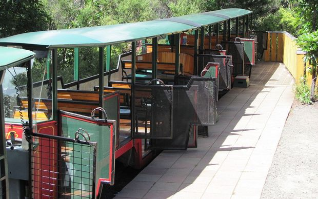Driving Creek Railway