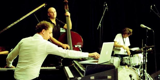 Jazz group the Benny Lackner Trio