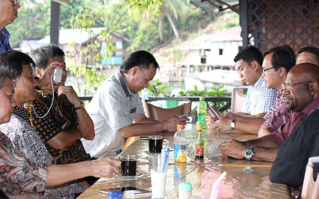 Representatives of Indonesia's GIDI church meet in Papua