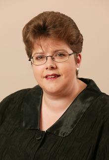 photo of Hilary Souter, ASA chief executive