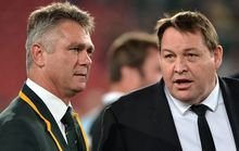 Heyneke Meyer and Steve Hansen.