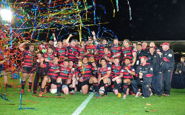 Canterbury win ITM Cup Premiership title