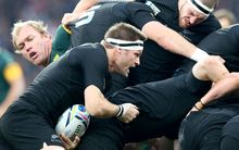 Will All Blacks skipper Richie McCaw be available to lead his side in the World Cup final?