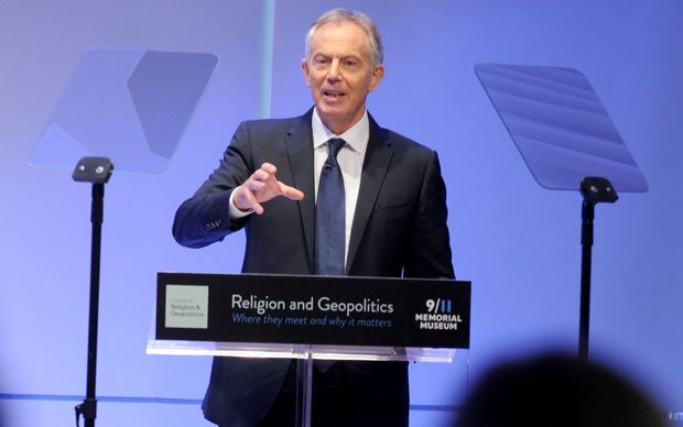 Tony Blair has apologised for mistakes made over the Iraq War.