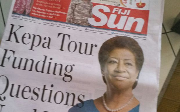 Fiji Sun newspaper