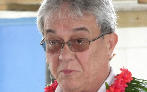 The Marshall Islands Foreign Minister Tony de Brum.