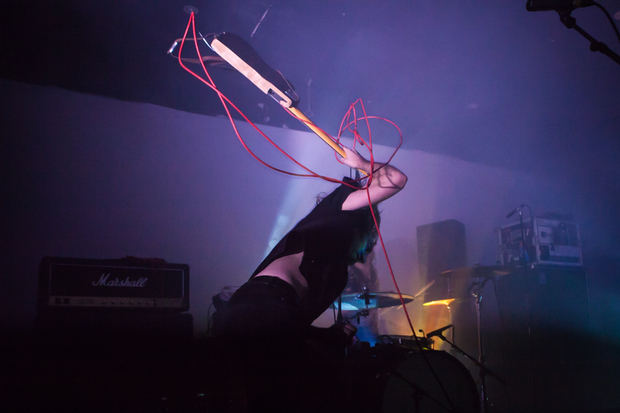 A Place To Bury Strangers - Live at The Kings Arms