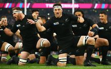 Will the World Cup final be Richie McCaw's last time leading the All Blacks haka?