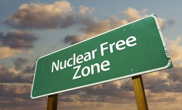 Nuclear free new zealand