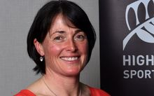 Silver Fern coach Janine Southby