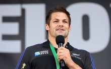 All Black captain Richie McCaw