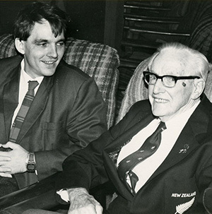 Nicholas Boyack and Algar Beet.