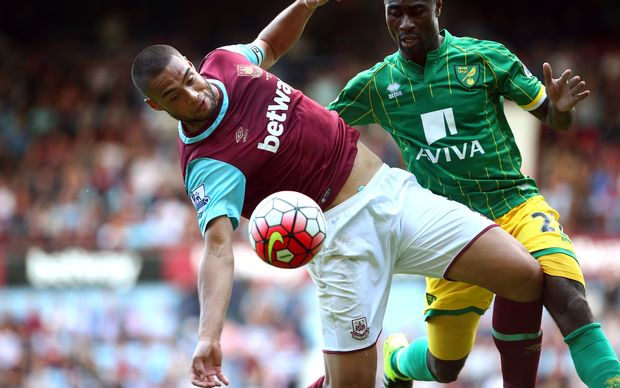 Injury has kept Winston Reid off the field for West Ham in the Premier League since early September.
