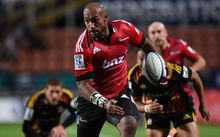 Crusaders and Fijian winger Namani Ndolo will get play to play in Suva .