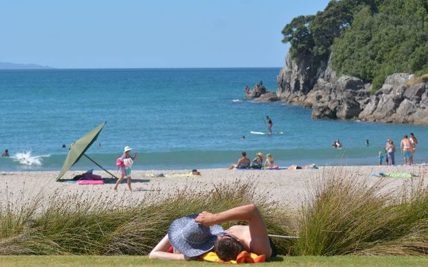 New Zealand's melanoma risk higher than thought.