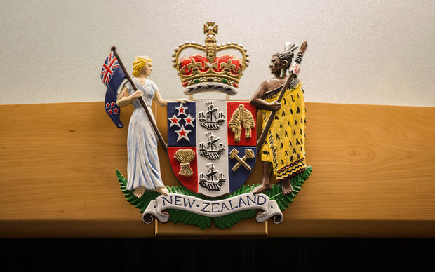 New Zealand Coat of Arms