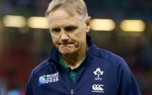 Ireland rugby coach Joe Schmidt.